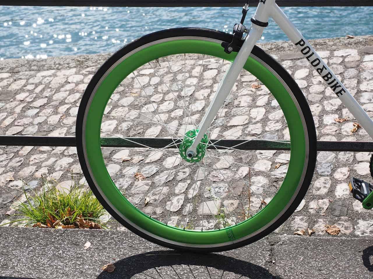 how to Fix a Bent Bike Rim
