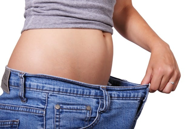 loose weight using cycling