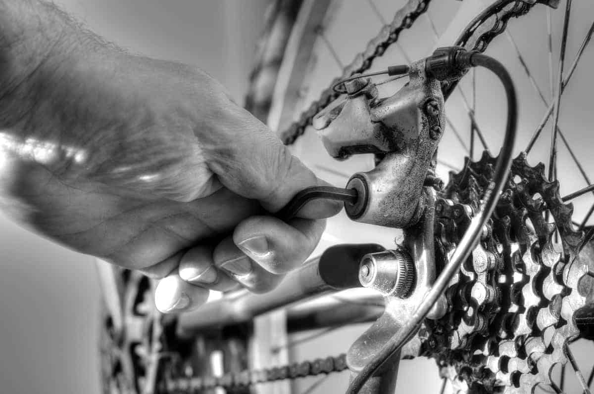 how to remove a bike chain without master link